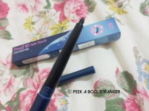 EH proof 10 black eyeliner